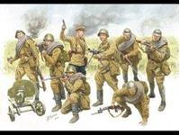 Immagine di Zvezda - 1/35 Red Army Infantry (1940-42) 3526ZS