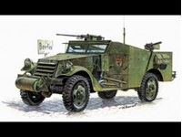 Immagine di Zvezda - 1/35 M-3 Armored Scout Car 3519ZS