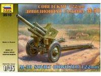 Immagine di Zvezda - 1/35 M-30 Soviet Howitzer 122mm 3510ZS
