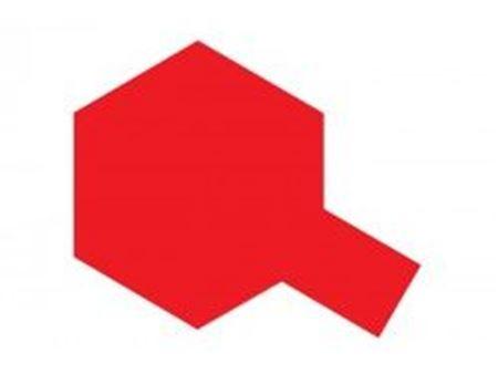 Immagine di Tamiya - Smalto spray TS-49 Bright Red Ferrari 100 ml 85049