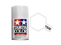 Immagine di Tamiya - Smalto spray TS-26 pure white 85026