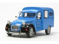 "Immagine di Tamiya - -Ltd CITROEN 2CV ""FOURGONETTE"" 93034"