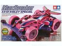 Immagine di Tamiya - mini4WD MAX BREAKER XX-13 Violet 92261