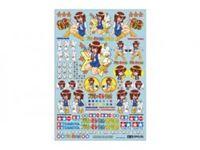 Immagine di Aviotiger - Tamiya Mascot Decal Set 14x20 cm 89789