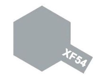 Picture of Tamiya - Vernice acrilica opaca XF54 Dark Sea Grey 10 ml 81754