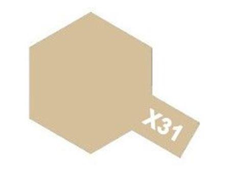 Picture of Tamiya - Vernice acrilica lucida X31 Titanium Gold 10 ml 81531