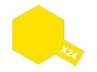Picture of Tamiya - Vernice acrilica lucida X24 Clear Yellow 10 ml 81524