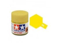 Immagine di Tamiya - Vernice acrilica lucida X8 Lemon Yellow 10 ml 81508