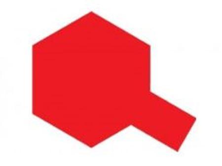 Immagine di Tamiya - Vernice acrilica lucida X7 Red 10 ml 81507