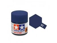 Picture of Tamiya - Vernice acrilica lucida X3 Royal Blue 10 ml 81503