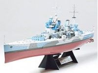 Immagine di Tamiya - British King George V Battleship 78010