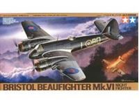 Immagine di Tamiya - Bristol Beaufighter MK VI Night 1/48 61064