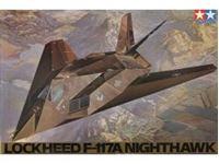 Immagine di Tamiya - Lockeed F-117A Nightawk 1/48 61059