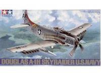 Immagine di Tamiya - Douglas Skyraider ad-6(A-1H) 1/48 61058