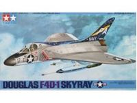 Immagine di Tamiya - Douglas F4D-1 Skyray 1/48 61055