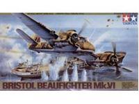 Immagine di Tamiya - Bristol Beaufighter MK VI 1/48 61053