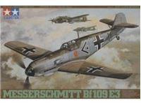 Picture of Tamiya - 1/48  Messerschmitt BF109E-3 61050