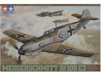 Immagine di Tamiya - 1/48  Messerschmitt BF109E-3 61050