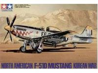 Immagine di Tamiya - N.A. F-51D Mustang Korea 1/48 61044