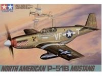 Picture of Tamiya - N.American P-51B Mustang 1/48 61042