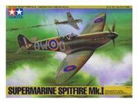 Immagine di Tamiya - Spitfire Mk.I 1/48 61032