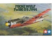 Immagine di Tamiya - 1/72 Focke-wulf 190 JV44 60778