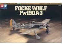 Immagine di Tamiya - Focke-Wulf Fw190 A-3 60766