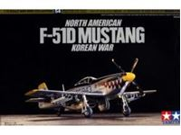 Immagine di Tamiya - North A. F-51D Mustang 1/72 60754
