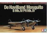 Immagine di Tamiya - Mosquito B Mk.IV/PR Mk.IV 1/72 60753
