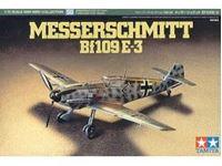 Immagine di Tamiya - Messerschmitt Bf109 E3 1/72 60750