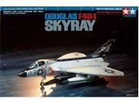 Immagine di Tamiya - Douglas F4D-1 Skyray 1/72 60741
