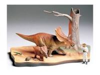 Immagine di Tamiya - 1/35 Set Diorama Chasmosaurus 60101