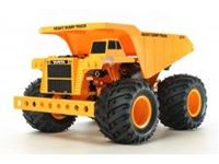 Immagine di Tamiya - rc Heavy Dump Truck 4WD Telaio GF-01 Kit 58622