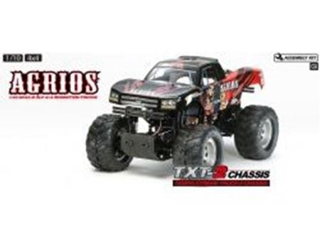 Immagine di Tamiya - rc Agrios Monster Truck 4WD Telaio TXT-02 58549