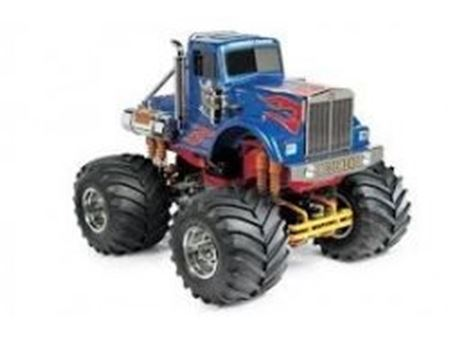 Immagine di Tamiya - rc BIG FOOT 4WD BULLHEAD 2012 ++ 58535