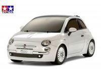 Immagine di Tamiya - 1/10 Fiat 500 con telaio M03M 58427