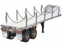 Immagine di Tamiya - Flatbed Semi Trailer 56306