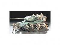 Picture of Tamiya - Russian Army Assault Fanteria 35207
