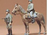 Picture of Tamiya - Infantry Beritten 35053