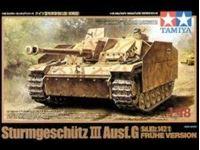 Immagine di Tamiya - 1/48  Sturmgeschutz III Ausf. 32540