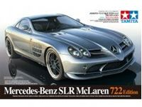 Picture of Tamiya - 1/24 Mercedes SLR722 24317
