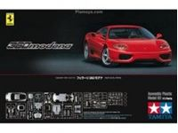 Picture of Tamiya - 1/24 Ferrari 360 Modena new 24298