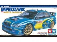 Immagine di Tamiya - 1/24 Subaru Impreza WRC 2005 Montecarlo 24281