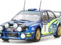 Picture of Tamiya - Subaru Impreza WRC 2001 Rally G.B. 24250