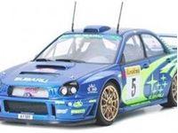 Immagine di Tamiya - Subaru Impreza WRC 2001 24240