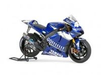 Immagine di Tamiya - 1/12 Yamaha YZR-M1 2005 Valentino Rossi 14116