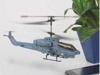 Immagine di Syma Cobra elicottero radiocomandato 3 CH R/C S108G