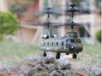 Picture of Syma - Sym Chinook elicottero radiocomandato 4CH R/C S026G