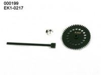 Immagine di E Sky - Tail rotor drive gear and Shaft set 000199