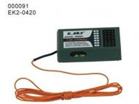 Picture of E Sky - 6CH Mini receiver (w/o crystal)35MHZ 000091